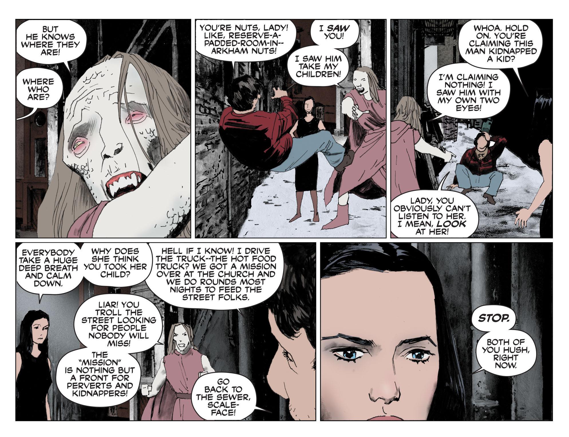Read online Sensation Comics Featuring Wonder Woman comic -  Issue #36 - 7