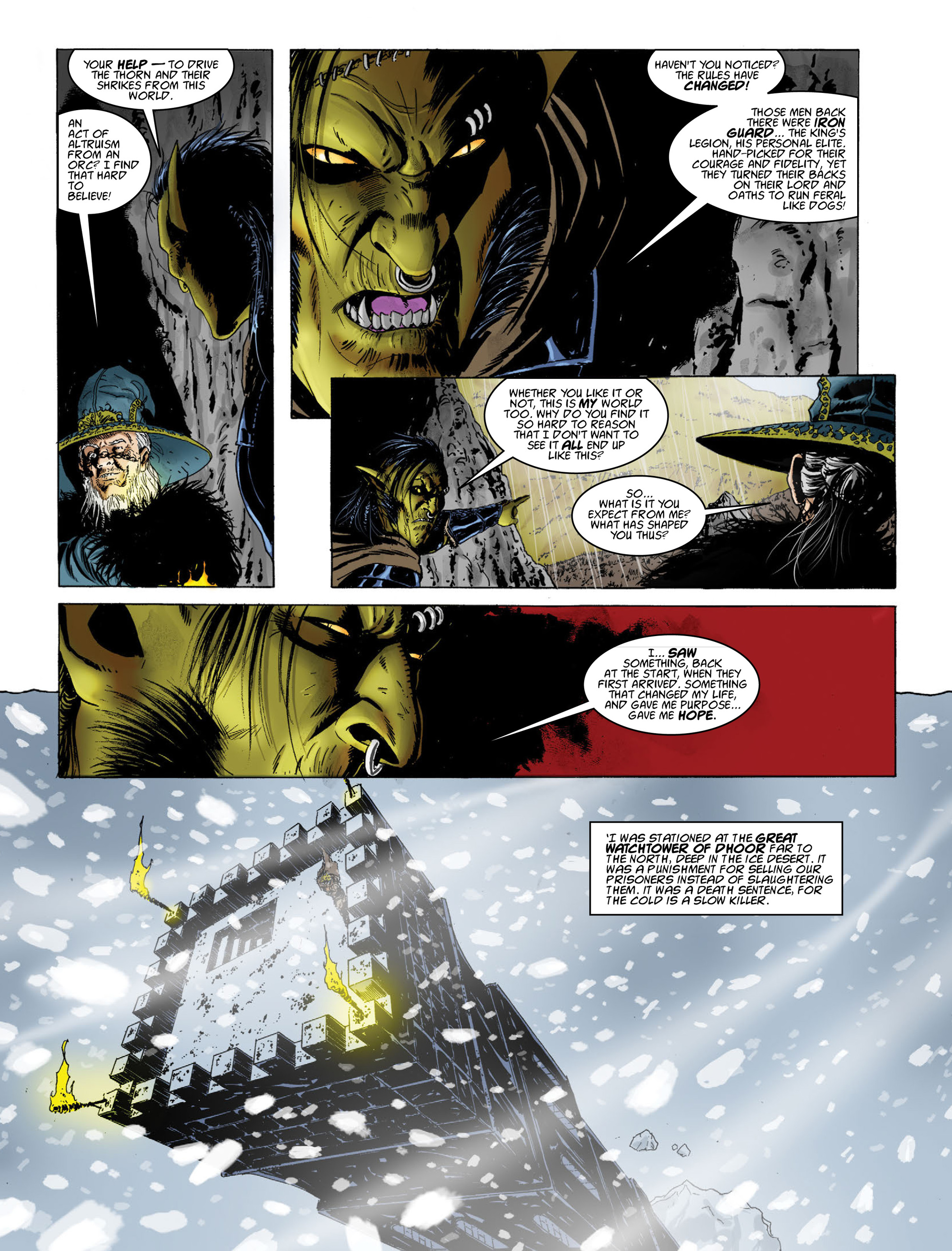 Read online 2000 AD comic -  Issue #2012 - 12