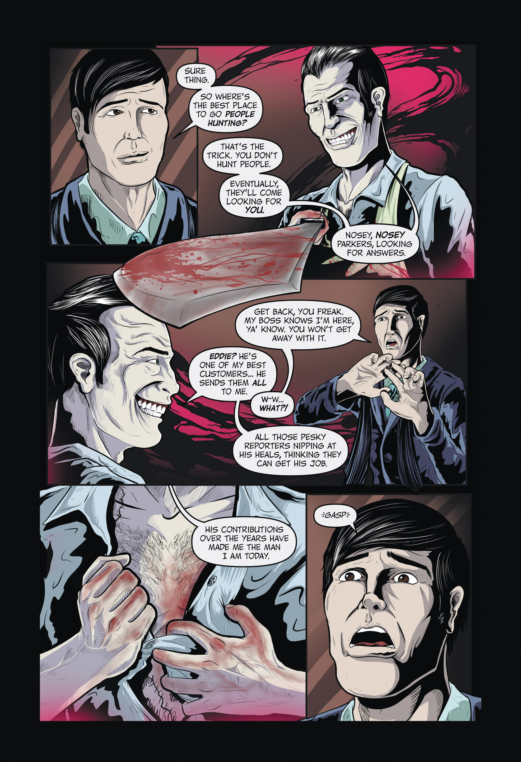 Read online Redemption Heights comic -  Issue # Full - 87