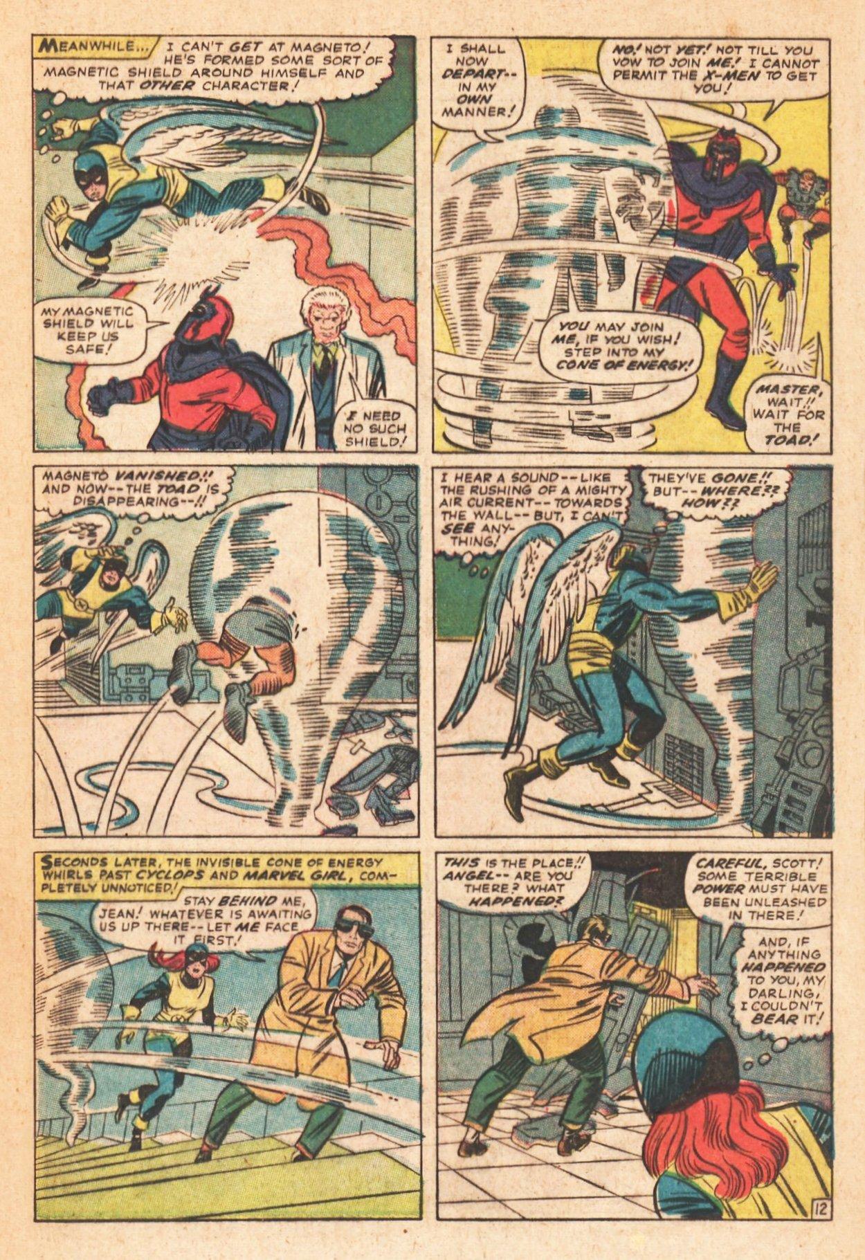 Read online Uncanny X-Men (1963) comic -  Issue # _Annual 1 - 41
