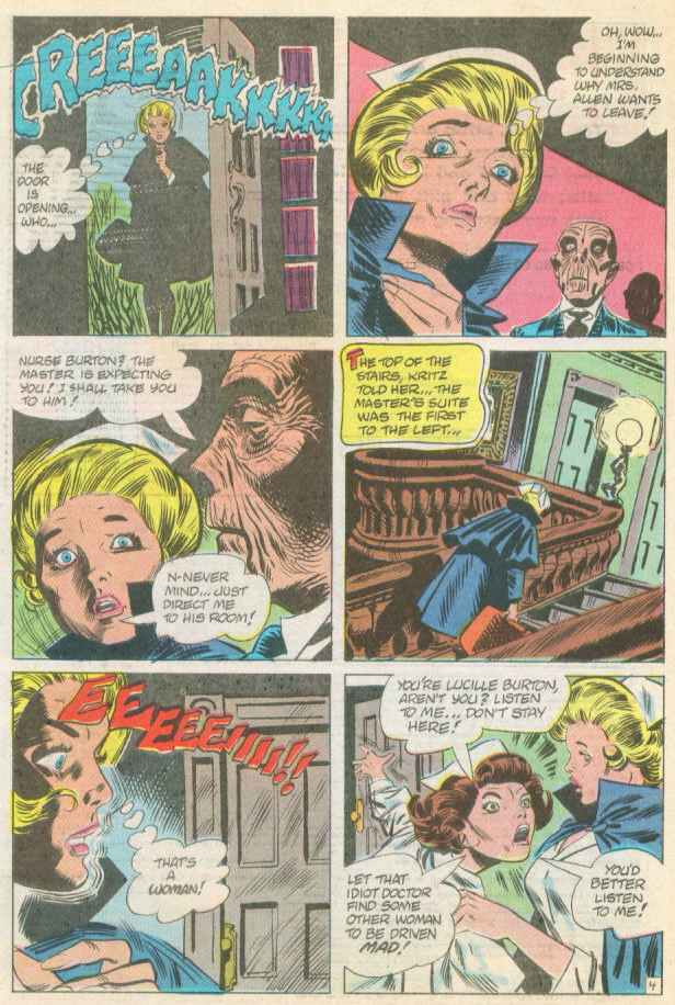 Read online Beyond the Grave (1983) comic -  Issue #14 - 13