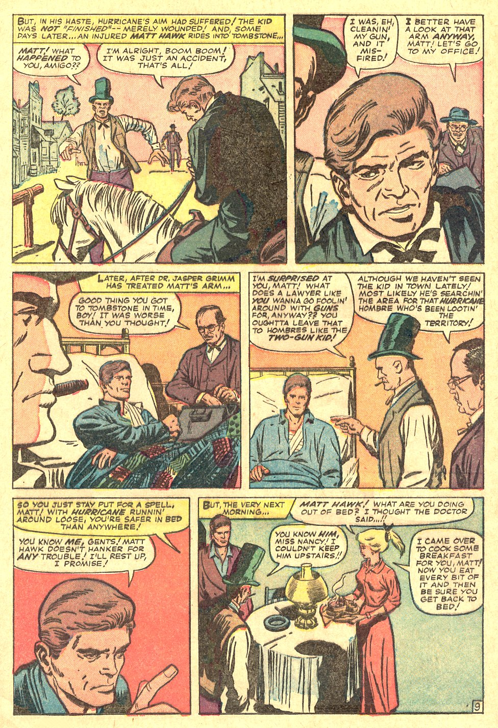 Read online Two-Gun Kid comic -  Issue #70 - 13