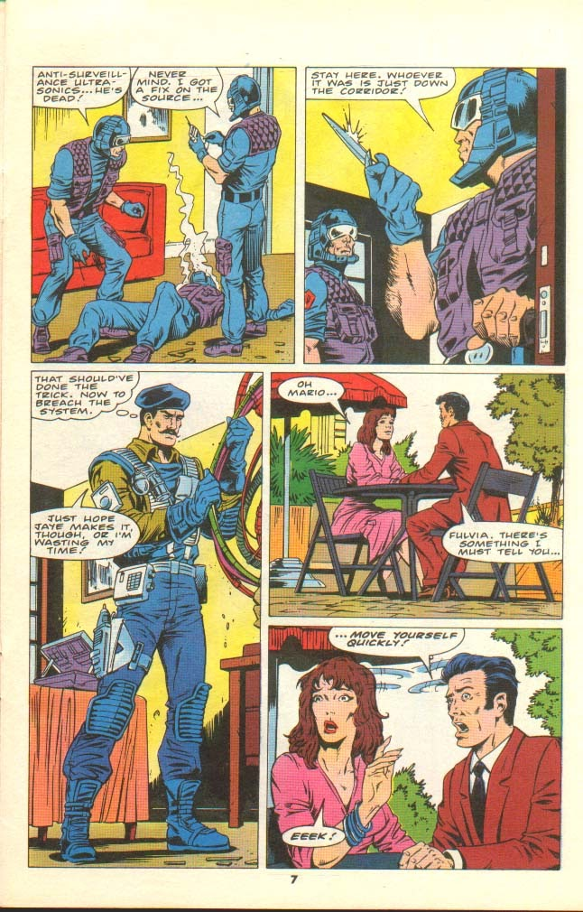 G.I. Joe European Missions issue 7 - Page 6