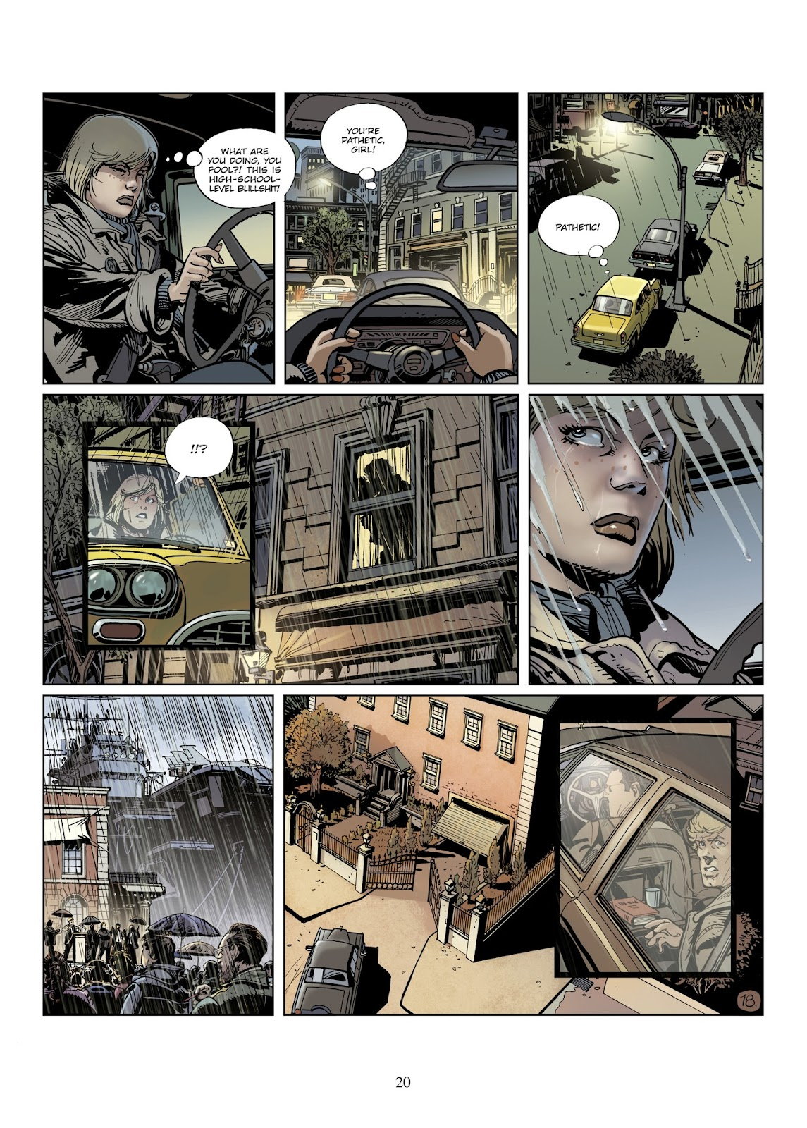 XIII Mystery issue 8 - Page 22
