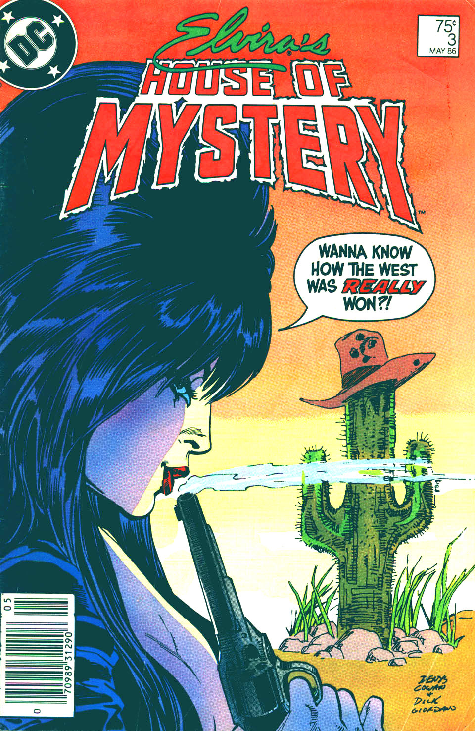 Elvira's House of Mystery Issue #3 #4 - English 2
