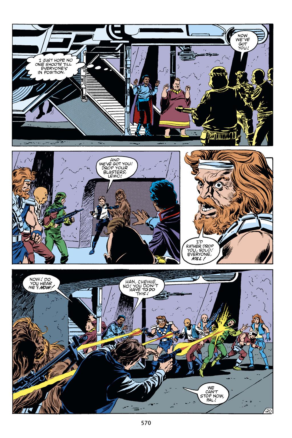 Read online Star Wars Omnibus comic -  Issue # Vol. 18.5 - 283