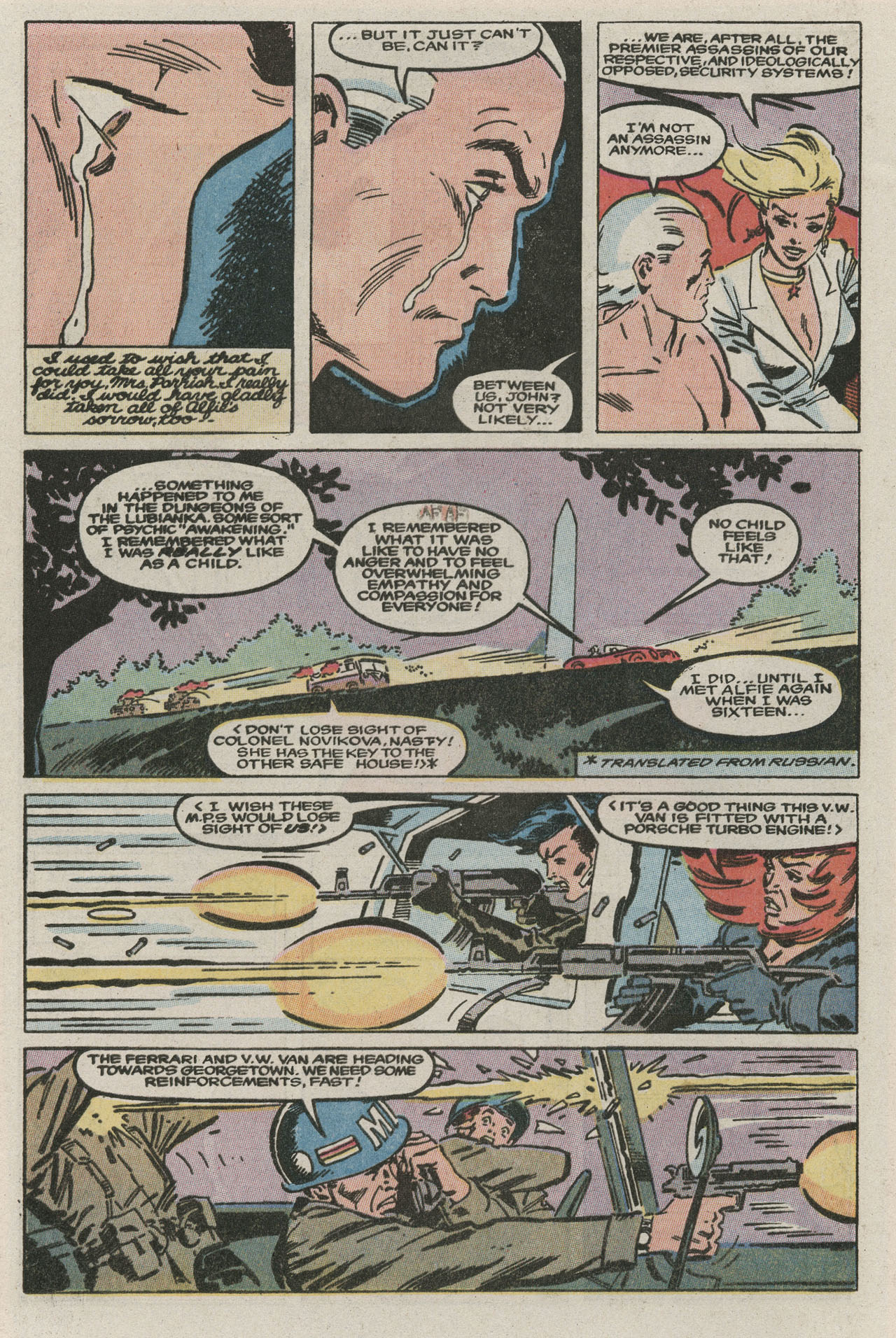 Read online Nth Man the Ultimate Ninja comic -  Issue #13 - 20