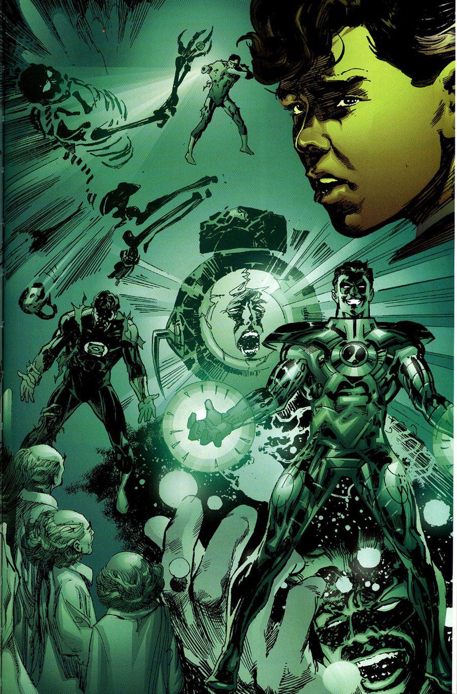 Read online Green Lantern: Legacy: The Last Will and Testament of Hal Jordan comic -  Issue # TPB - 65