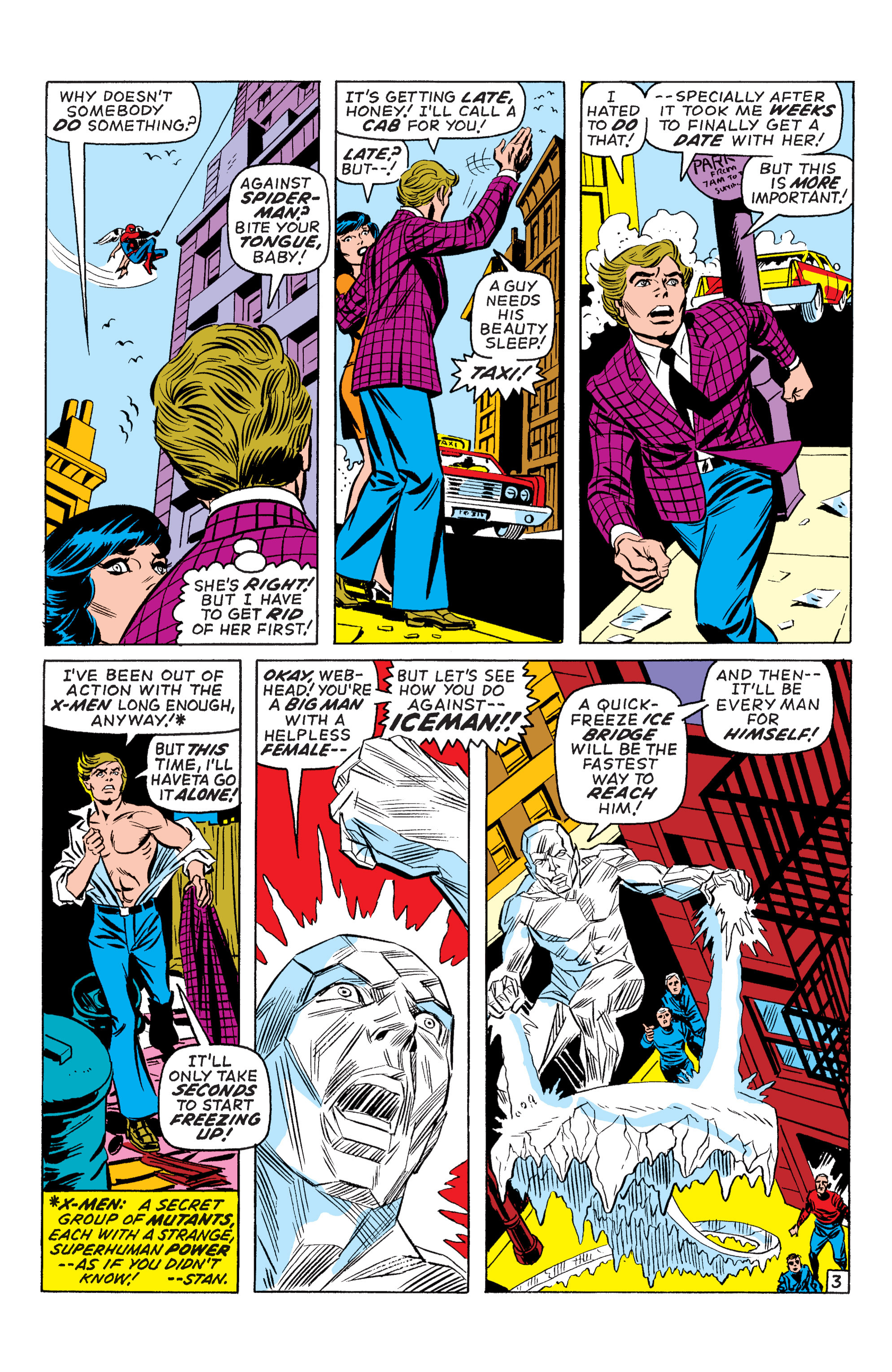 The Amazing Spider-Man (1963) 92 Page 3