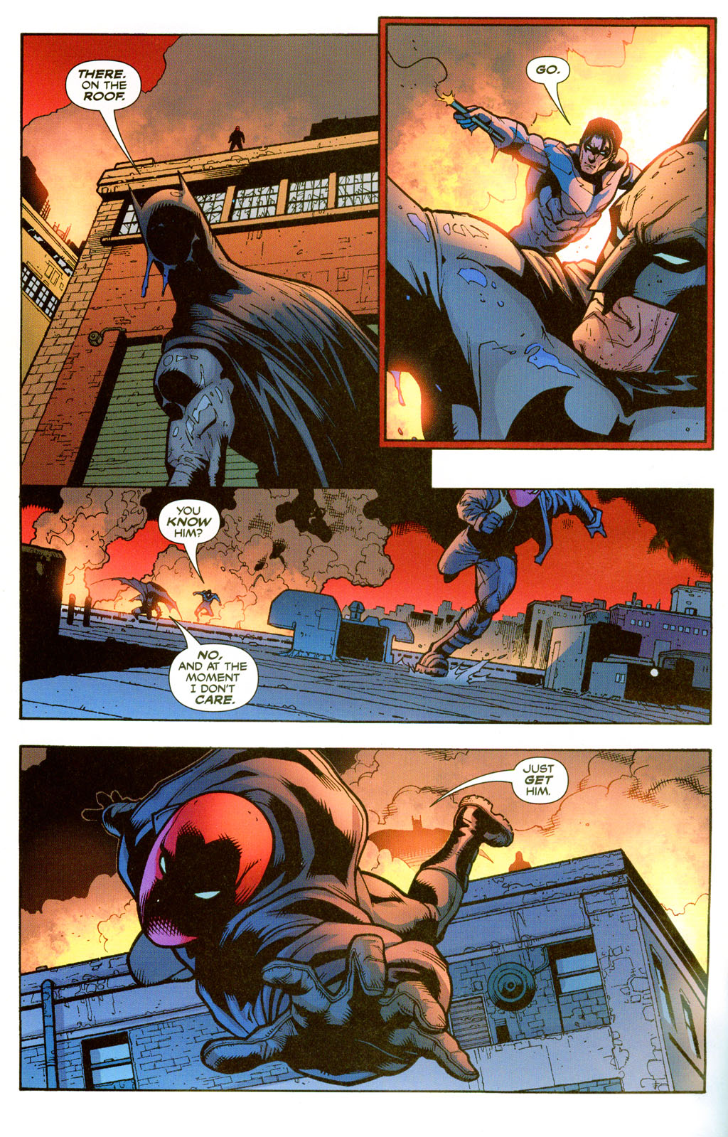 Batman: Under The Hood issue 2 - Page 18