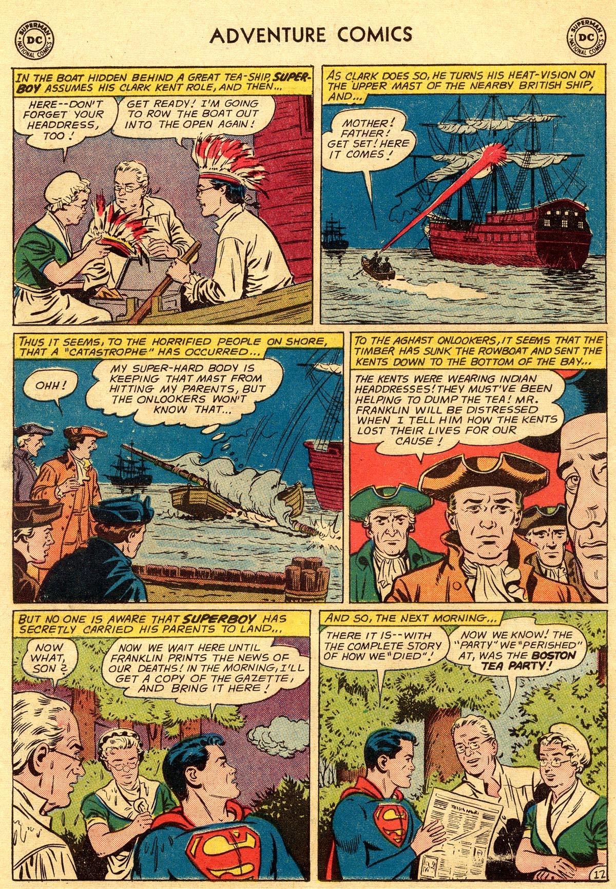Read online Adventure Comics (1938) comic -  Issue #296 - 14