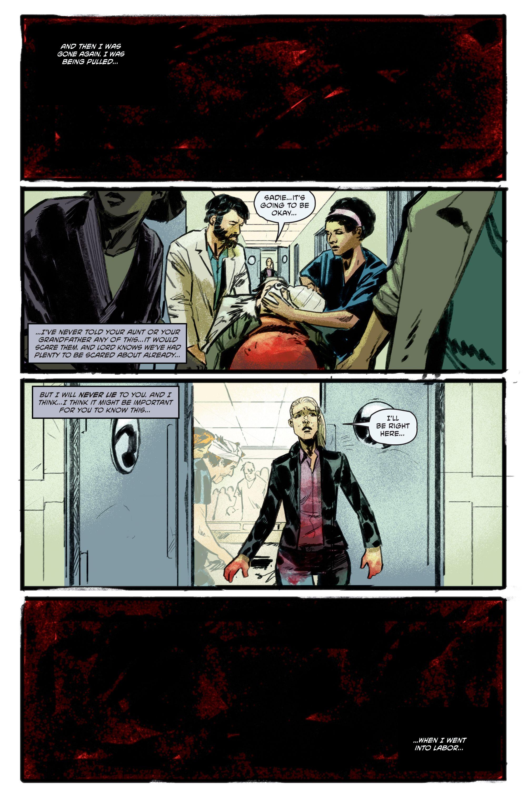 Read online Babyteeth comic -  Issue #1 - 15