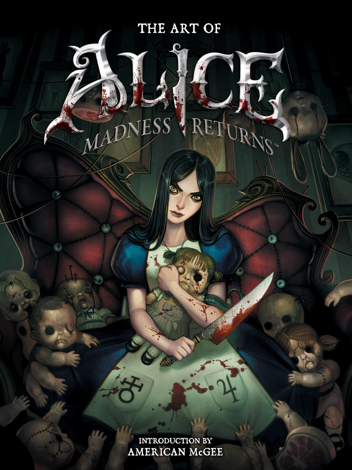 Read online The Art of Alice: Madness Returns comic -  Issue # TPB (Part 1) - 1
