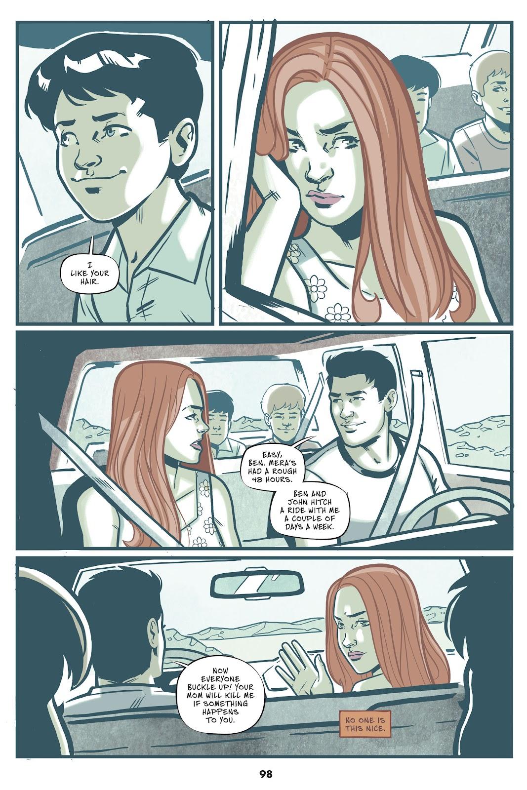 Read online Mera: Tidebreaker comic -  Issue # TPB (Part 1) - 98