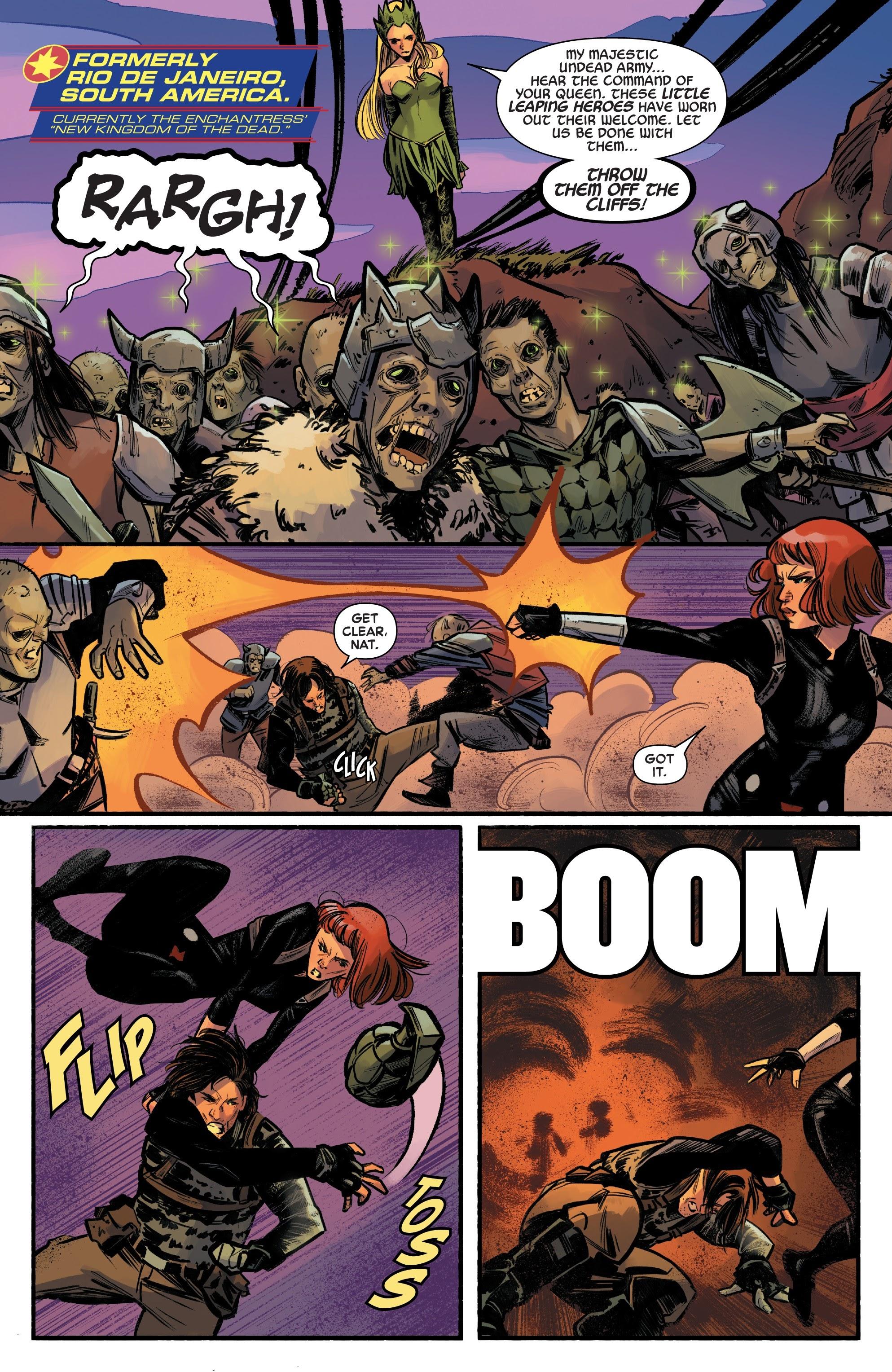 Read online Captain Marvel (2019) comic -  Issue #6 - 3