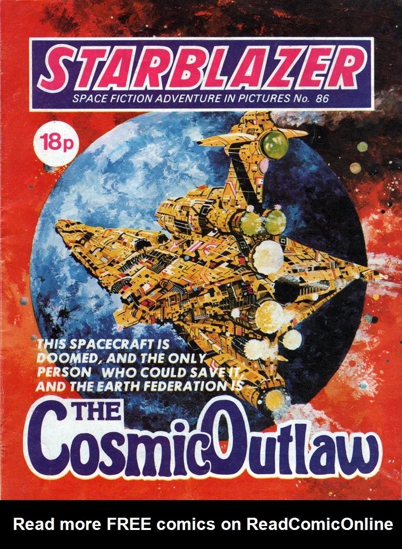Starblazer issue 86 - Page 1