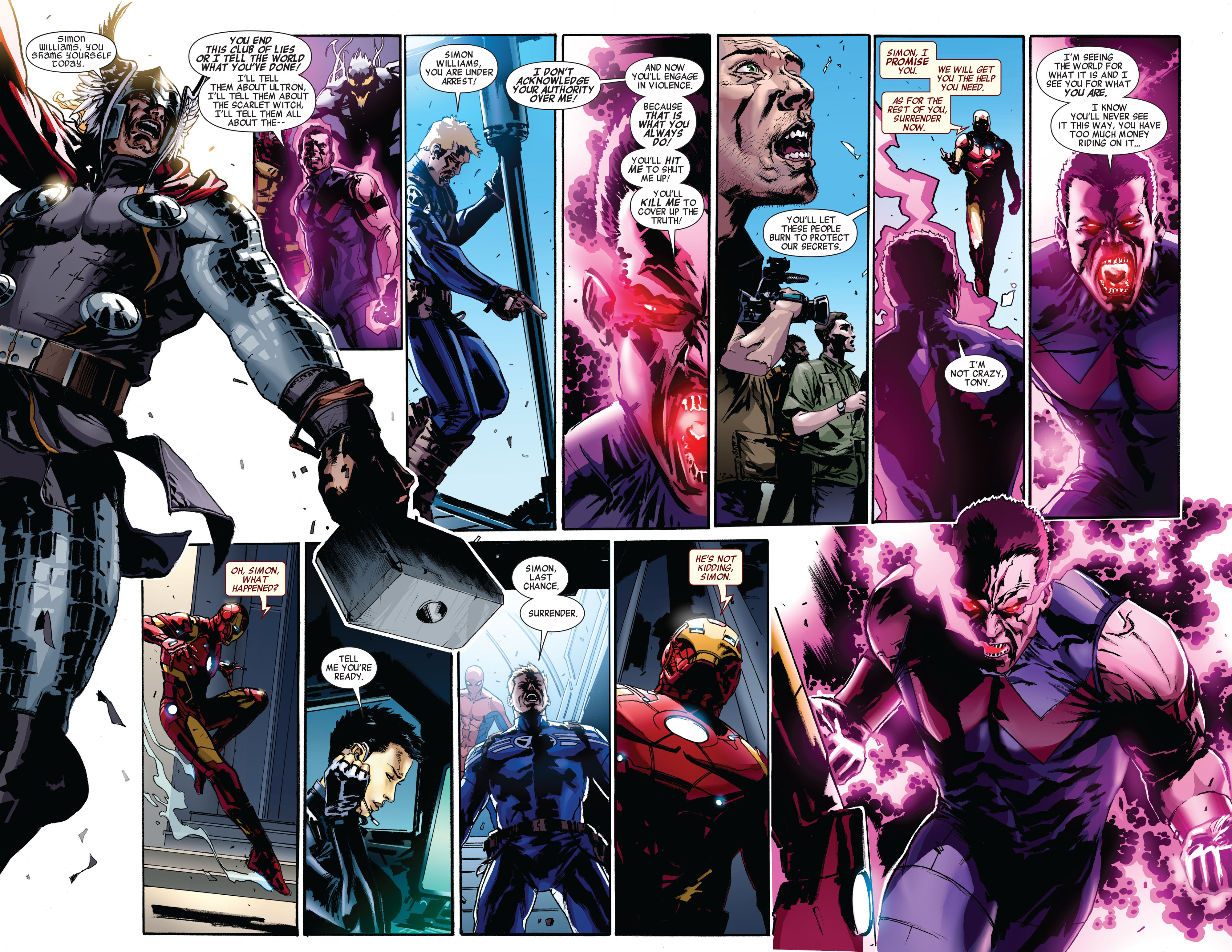 Read online Avengers (2010) comic -  Issue #Avengers (2010) Annual 1 - 14