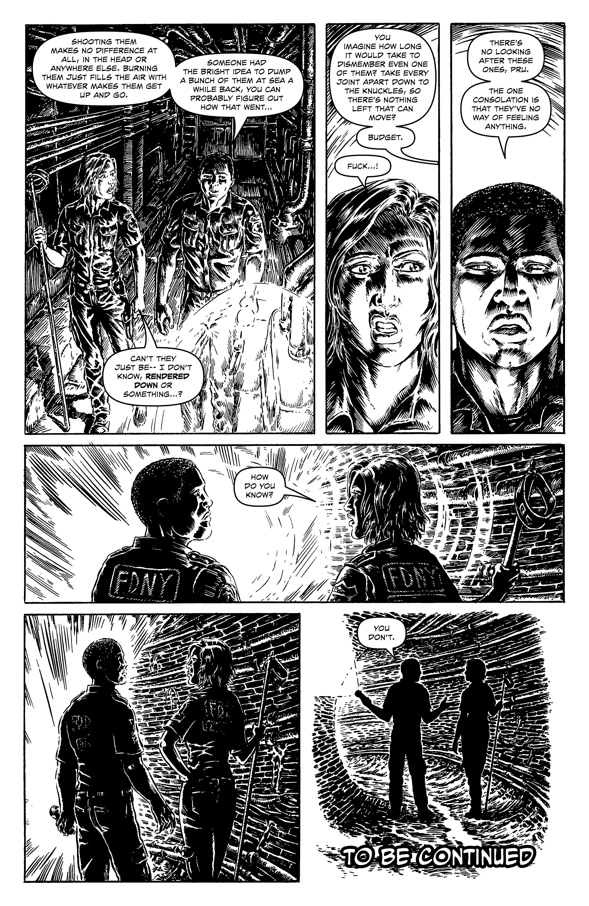 Read online Alan Moore's Cinema Purgatorio comic -  Issue #9 - 22