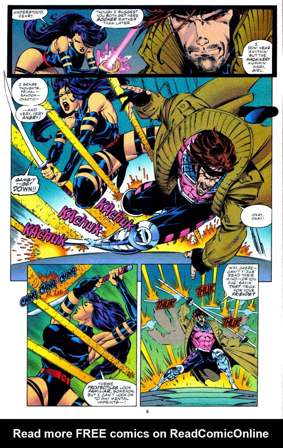 X-Men (1991) 34 Page 5