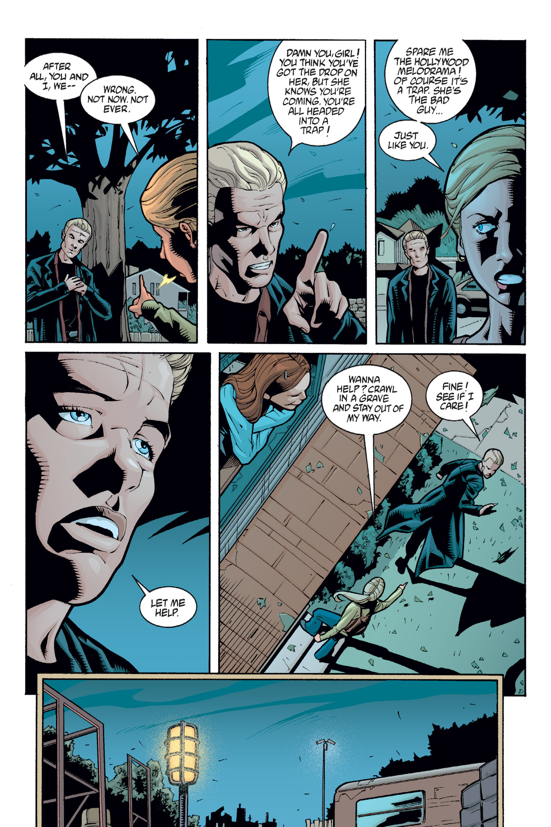 Read online Buffy the Vampire Slayer: Omnibus comic -  Issue # TPB 6 - 365