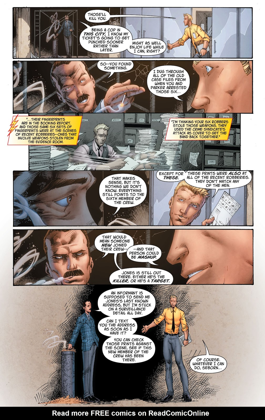 Read online The Flash (2011) comic -  Issue # _TPB 6 (Part 2) - 2