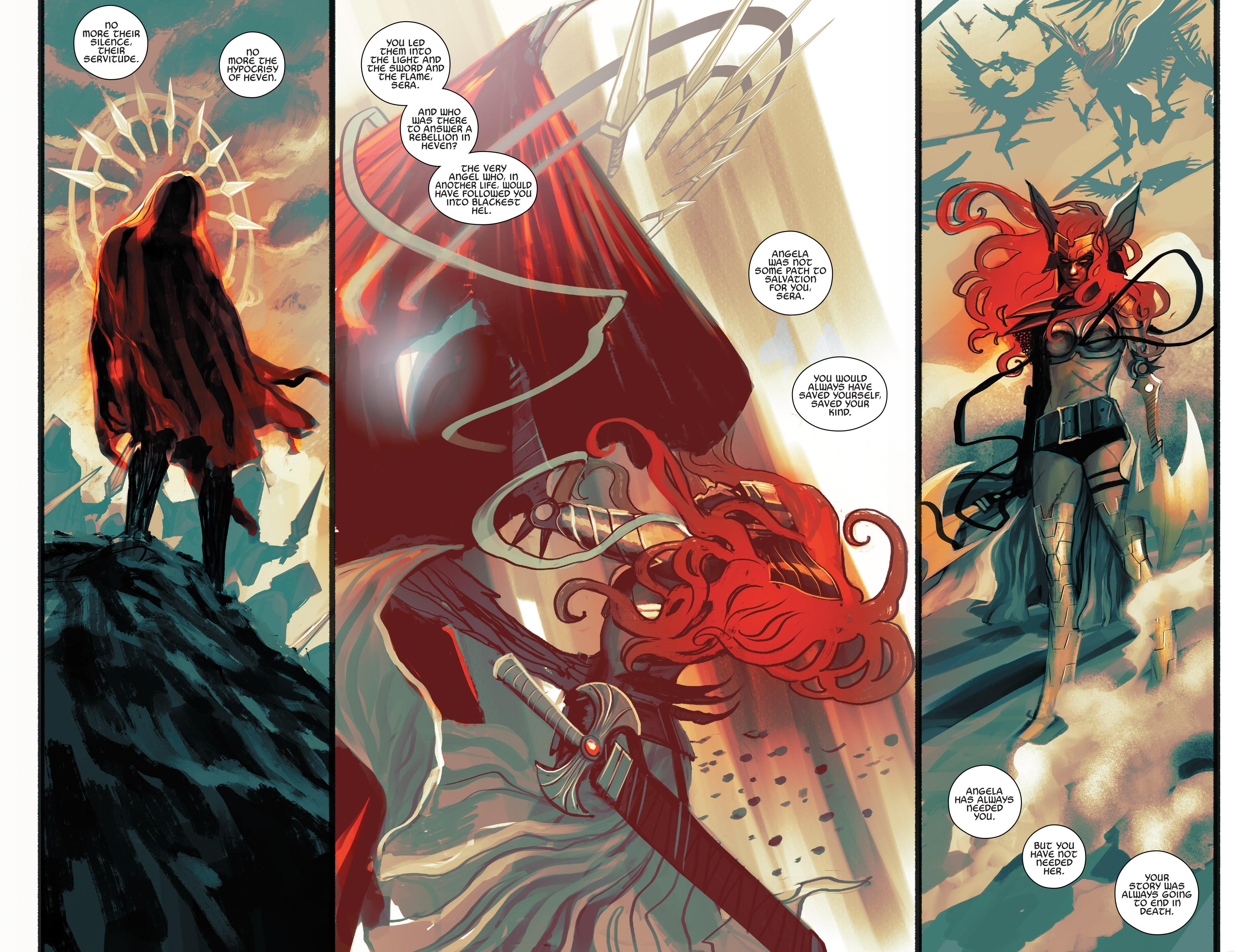 Read online Angela: Queen Of Hel comic -  Issue #4 - 14