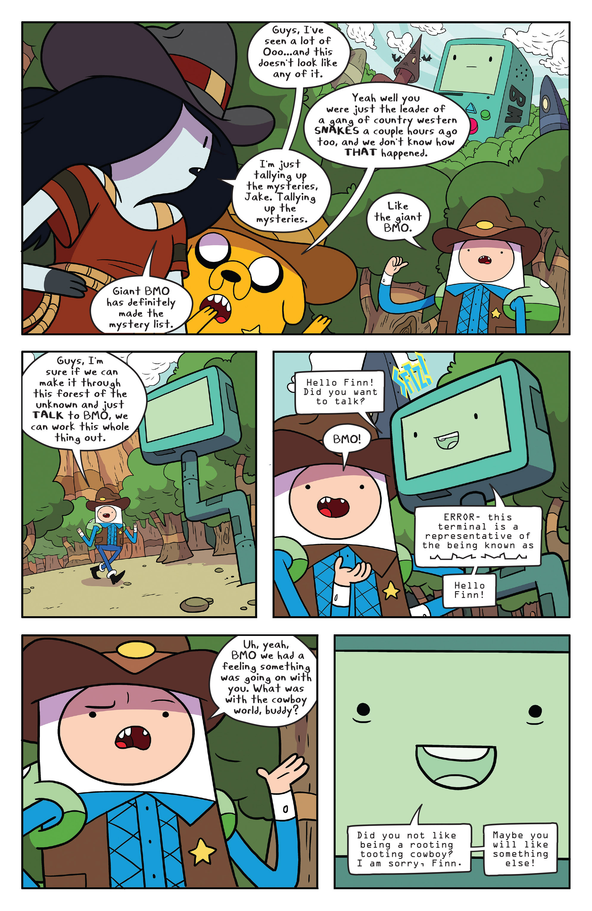 Adventure Time 55 Page 3
