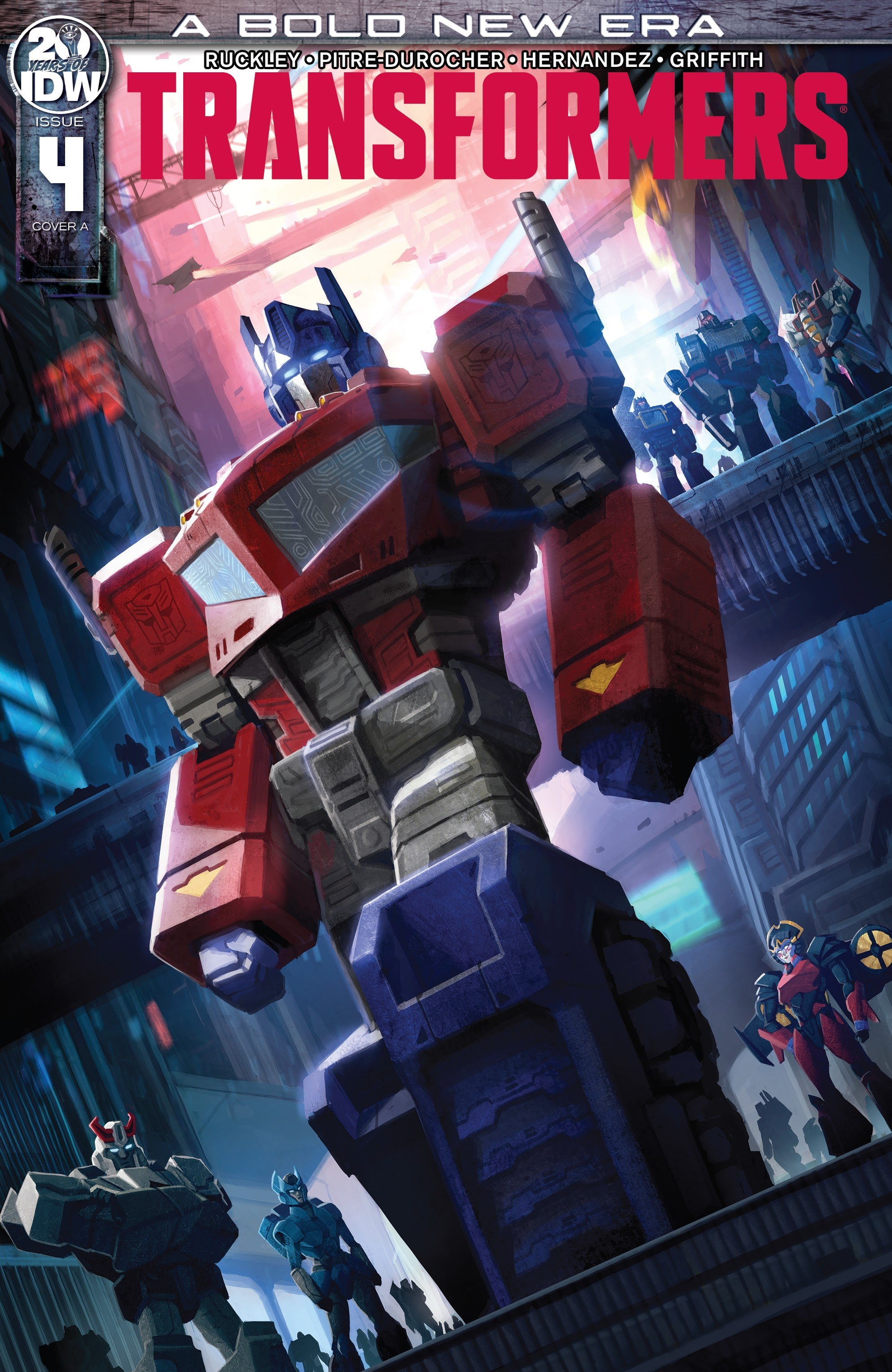 Transformers (2019) 4 Page 1