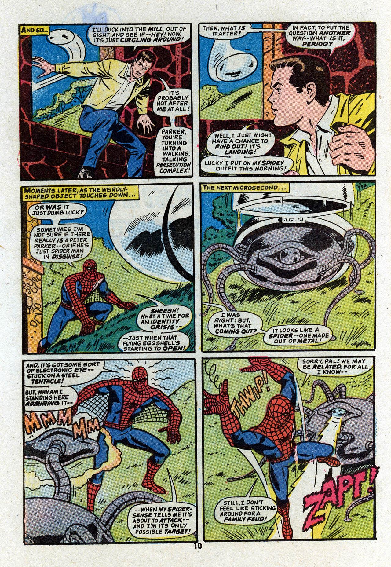 Read online Uncanny X-Men (1963) comic -  Issue #83 - 12
