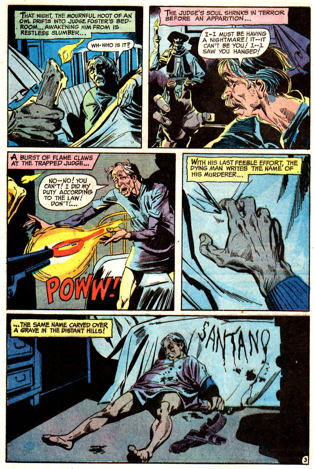 Read online All-Star Western (1970) comic -  Issue #7 - 40