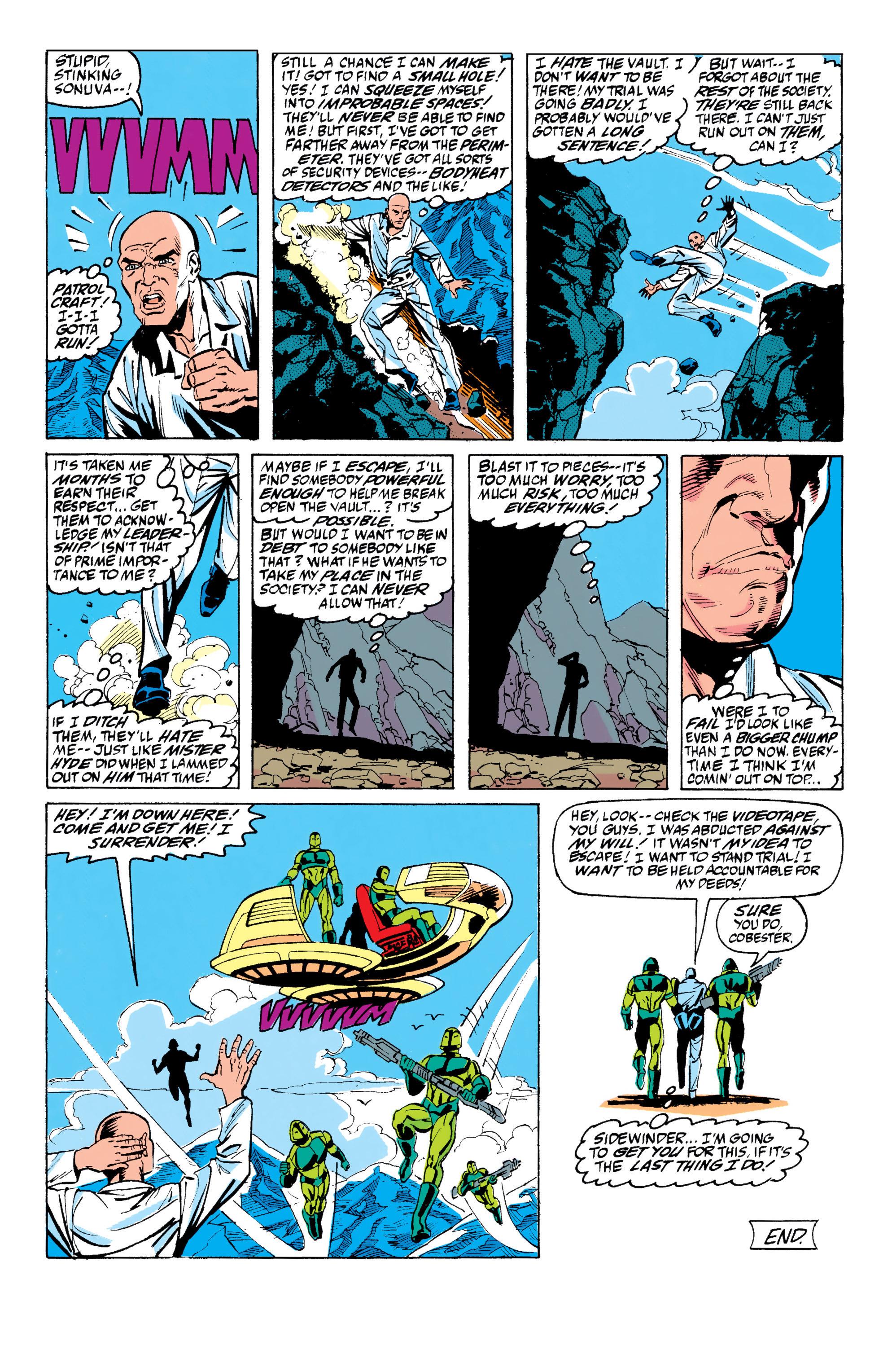 Read online Captain America (1968) comic -  Issue # _Annual 10 - 43