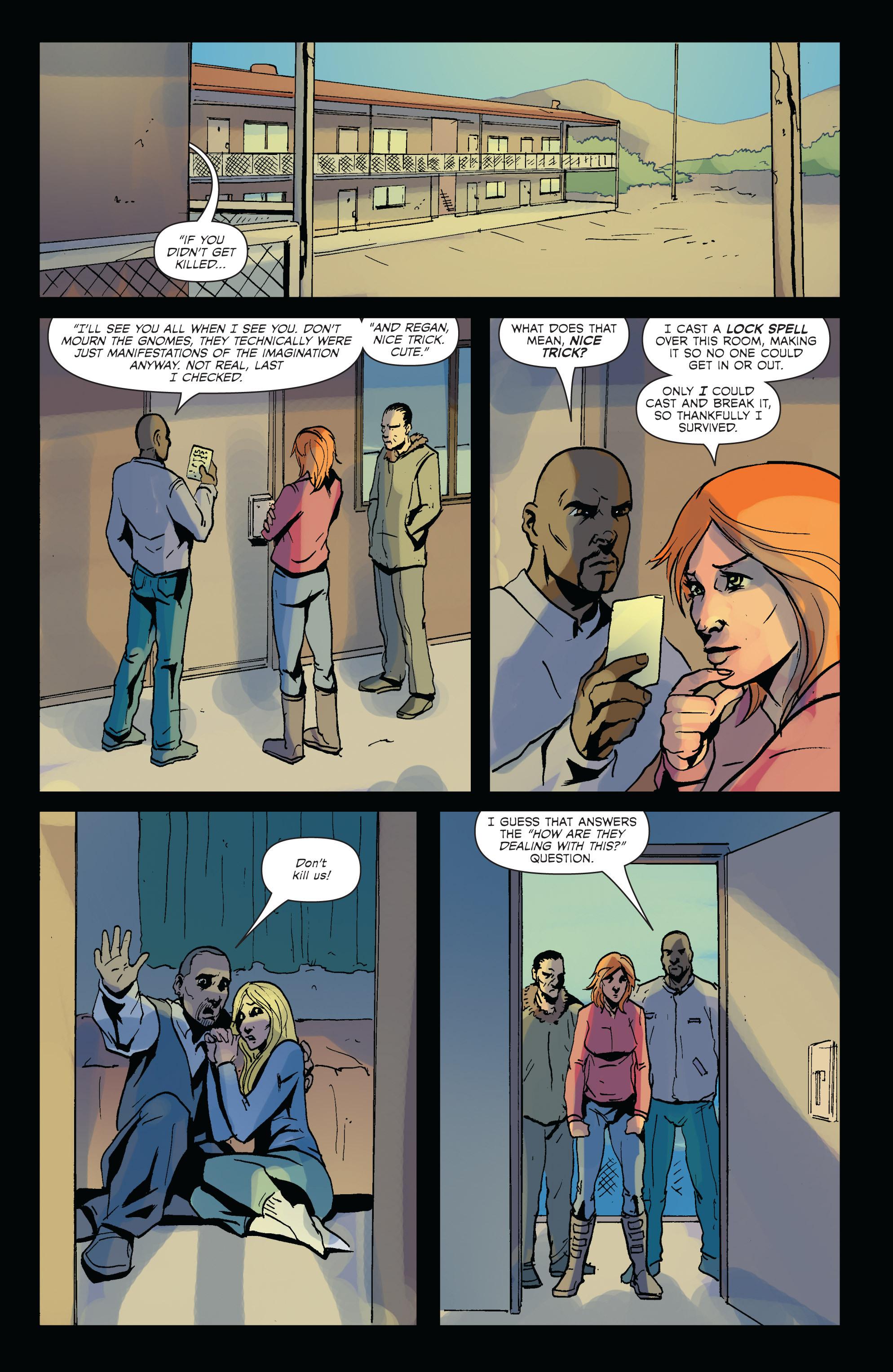 Read online Hoax Hunters (2012) comic -  Issue # TPB 2 - 66