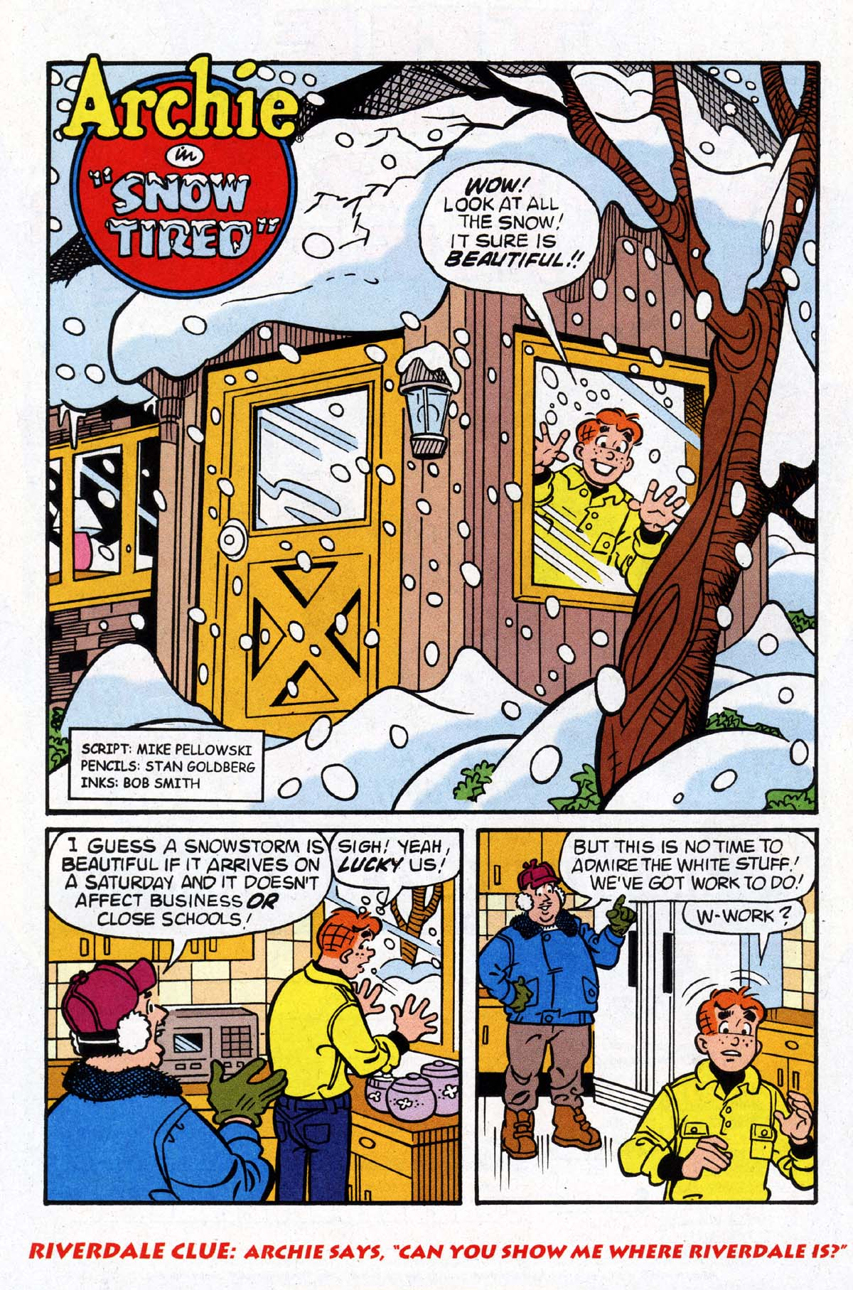 Read online Archie (1960) comic -  Issue #530 - 20