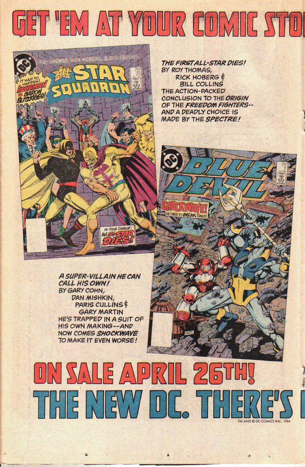 Read online All-Star Squadron comic -  Issue #35 - 18