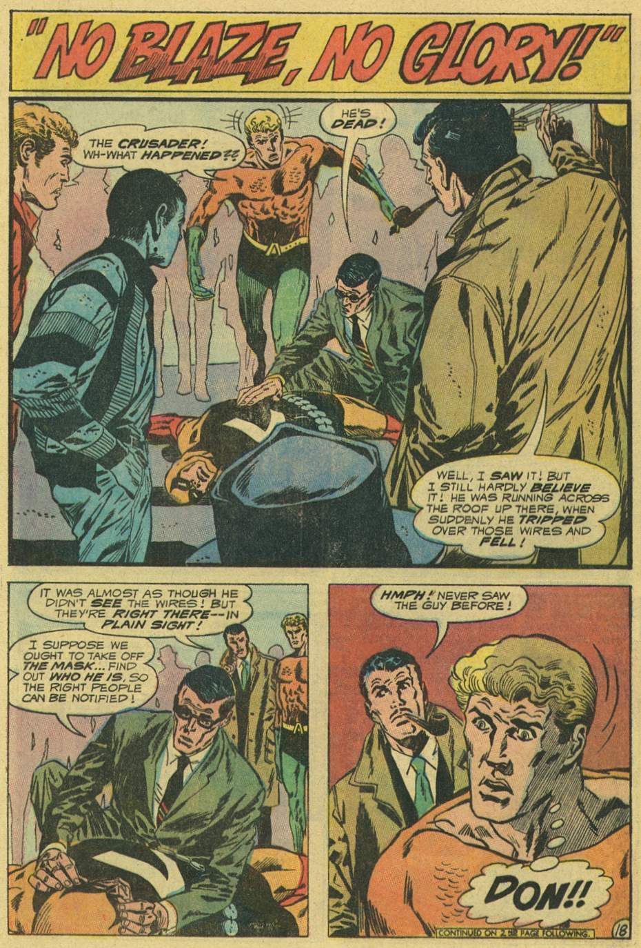 Read online Aquaman (1962) comic -  Issue #56 - 24