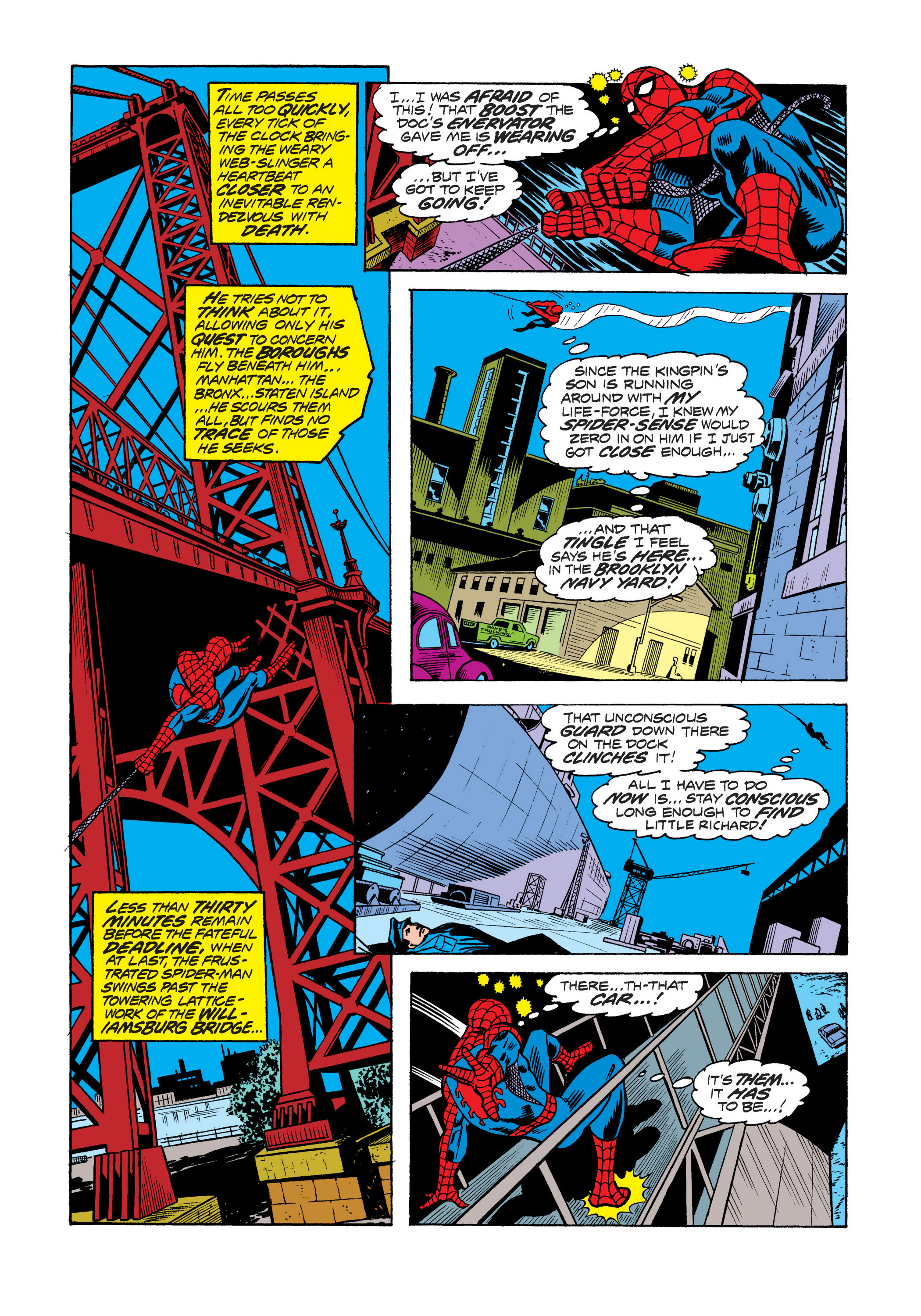 The Amazing Spider-Man (1963) 164 Page 10