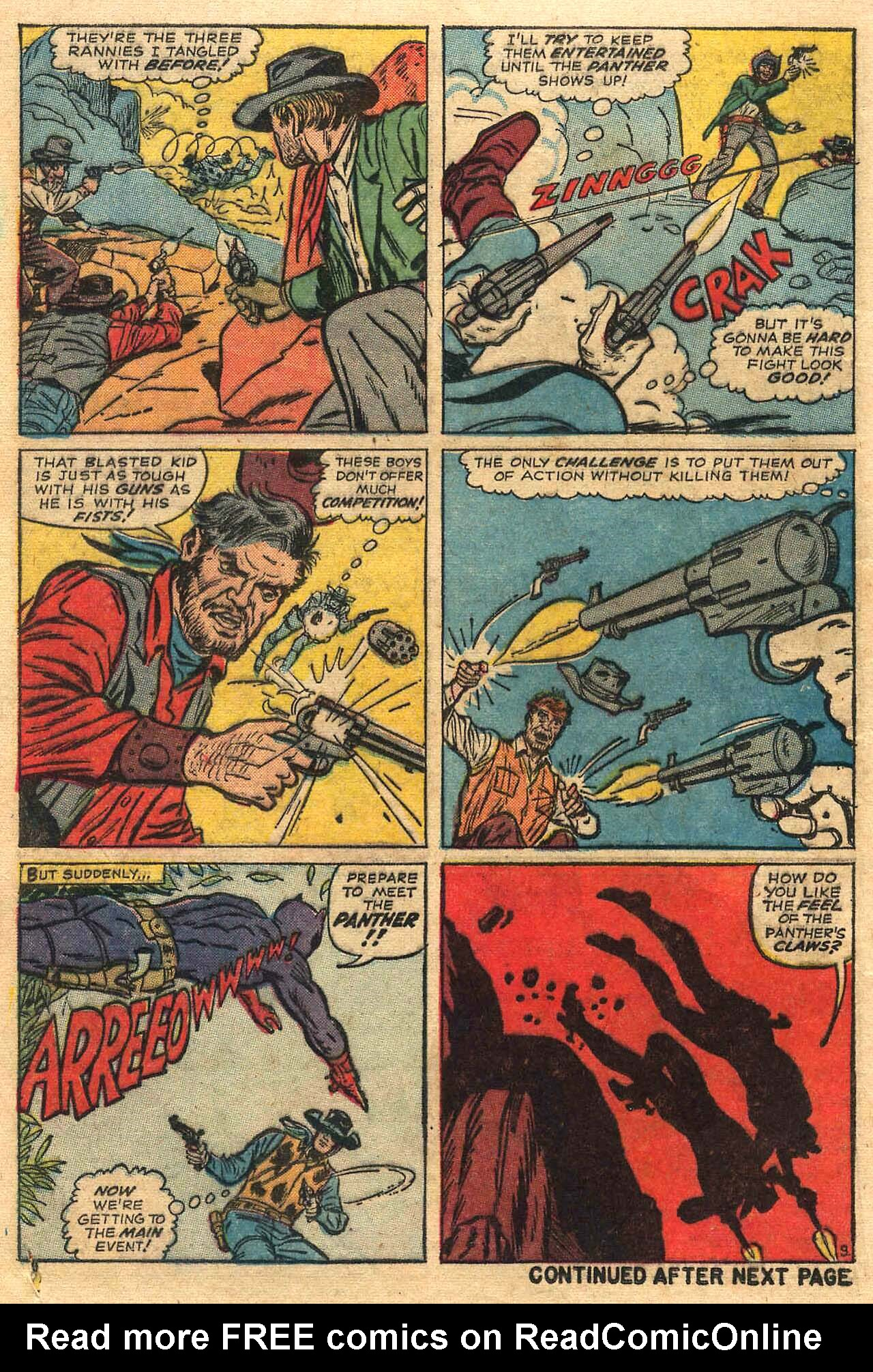 Read online Two-Gun Kid comic -  Issue #77 - 12