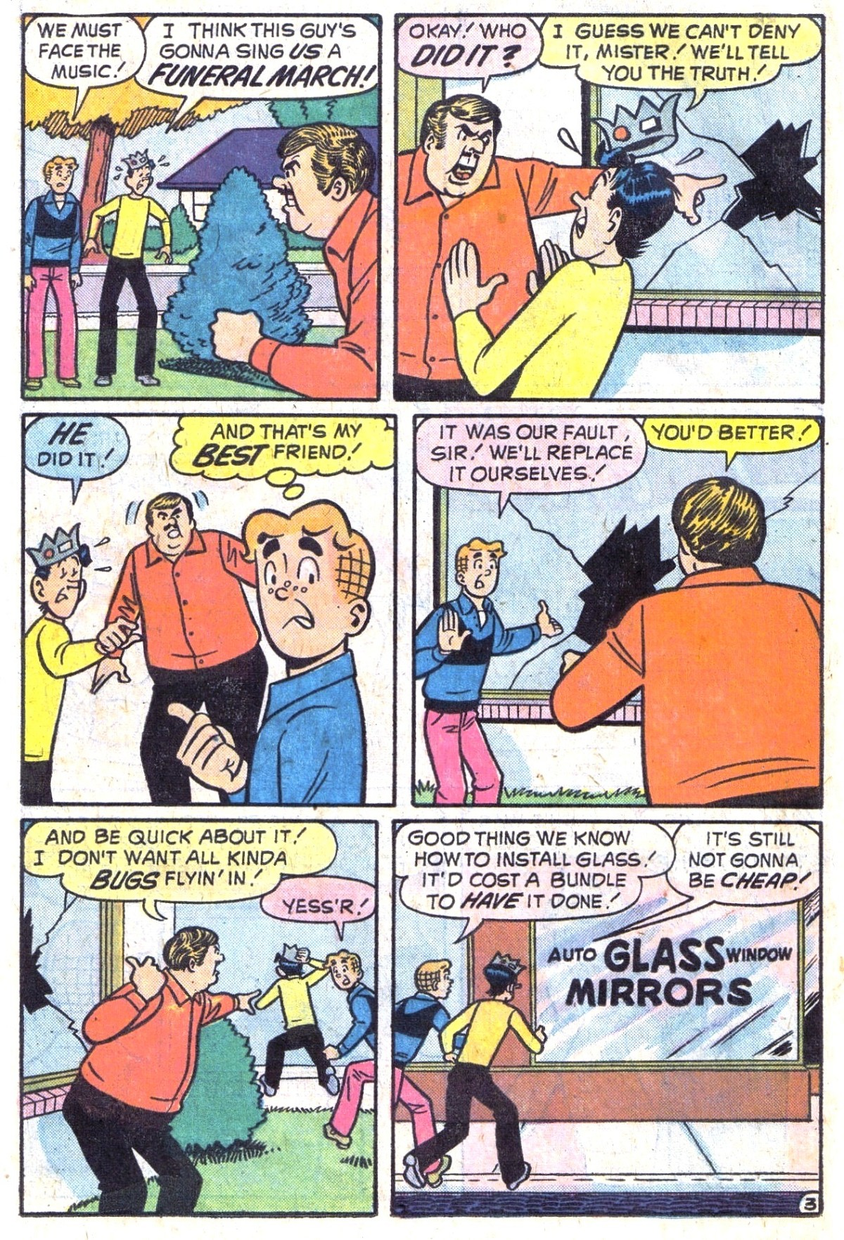 Read online Archie (1960) comic -  Issue #241 - 22