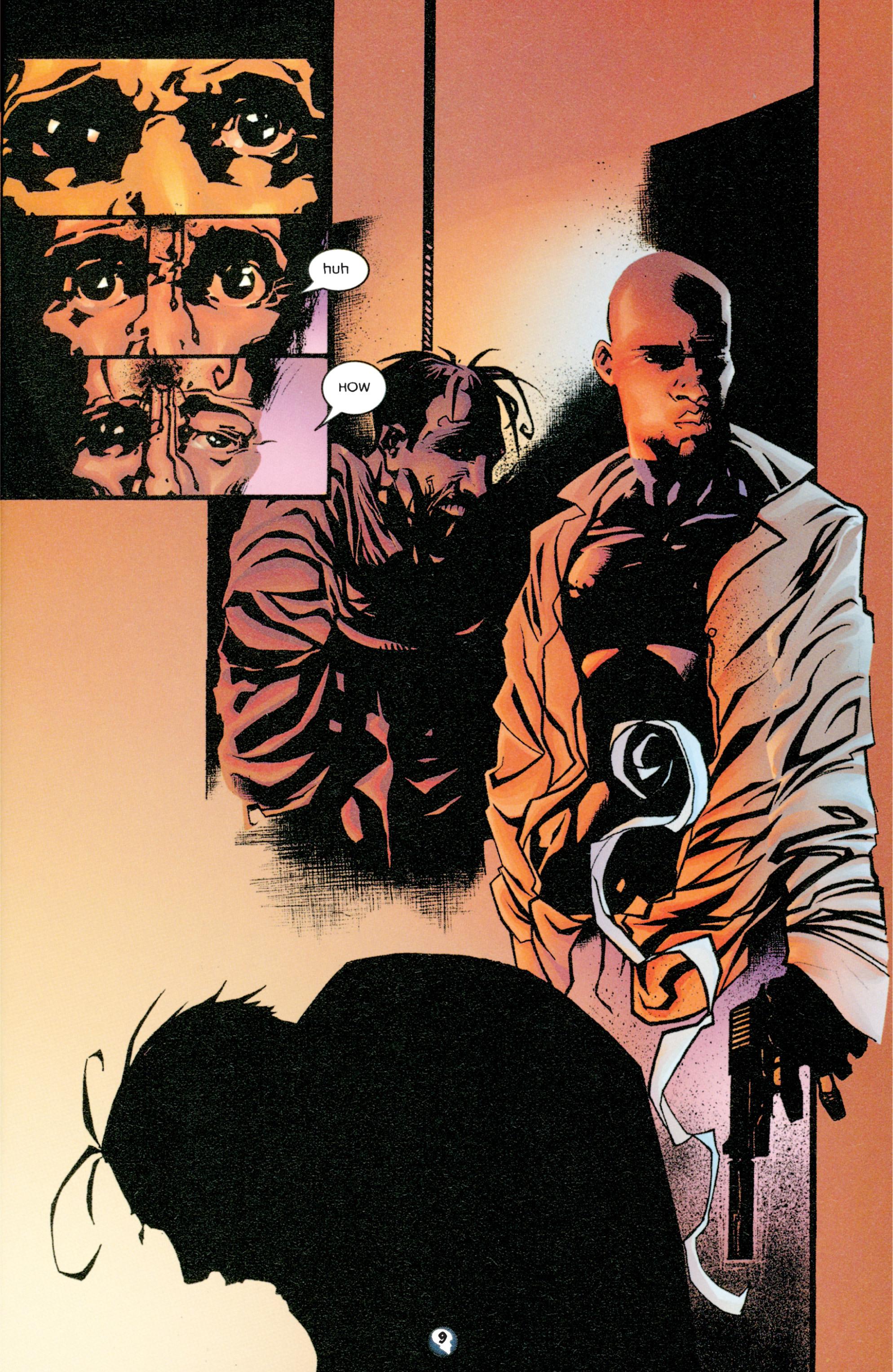 Read online Shadowman (1997) comic -  Issue #1 - 9