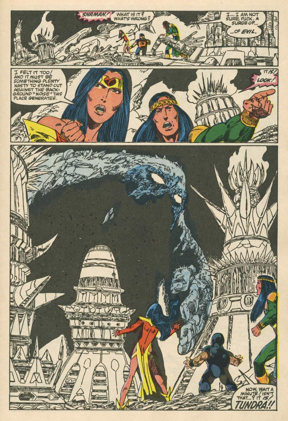 Read online Alpha Flight (1983) comic -  Issue #24 - 15