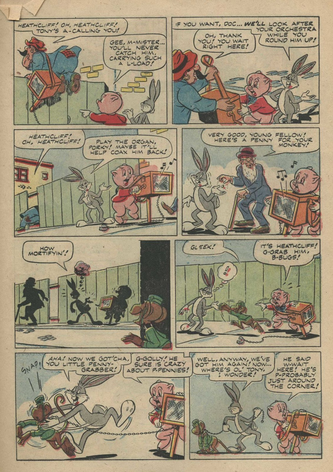 Bugs Bunny (1952) issue 32 - Page 19