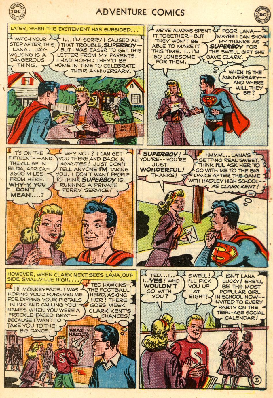 Read online Adventure Comics (1938) comic -  Issue #170 - 5