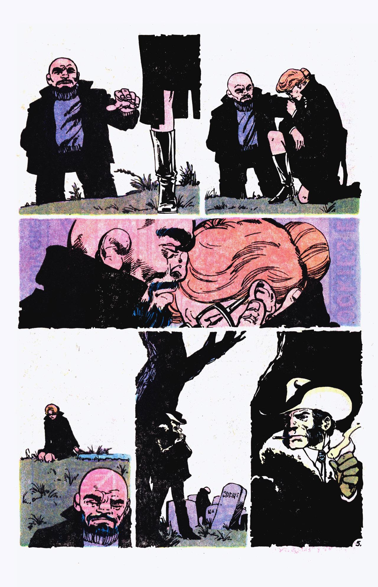 Read online Alpha Flight (1983) comic -  Issue #13 - 6