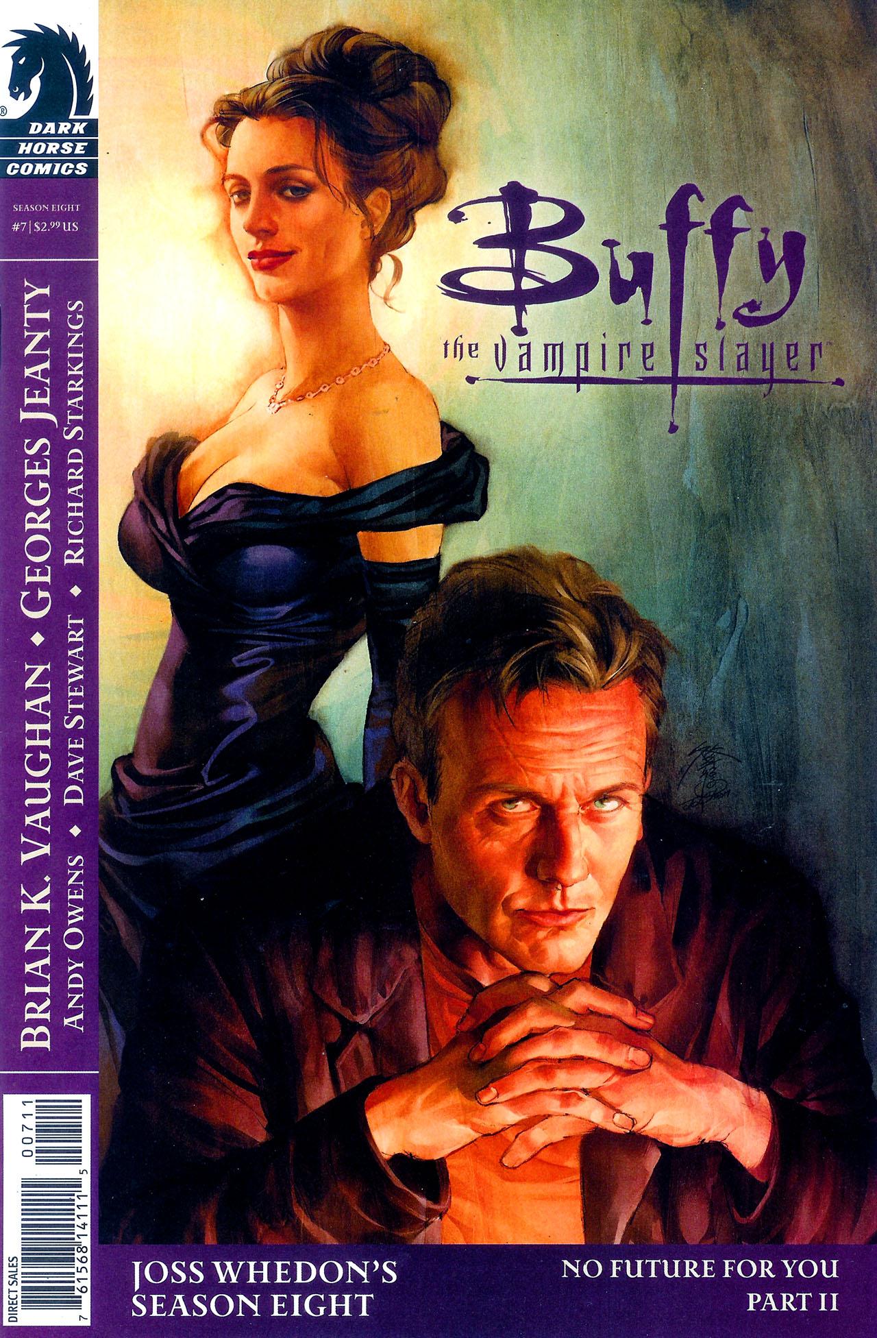 Buffy the Vampire Slayer Season Eight 7 Page 1