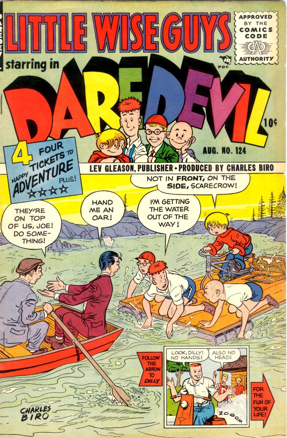 Daredevil (1941) 124 Page 1