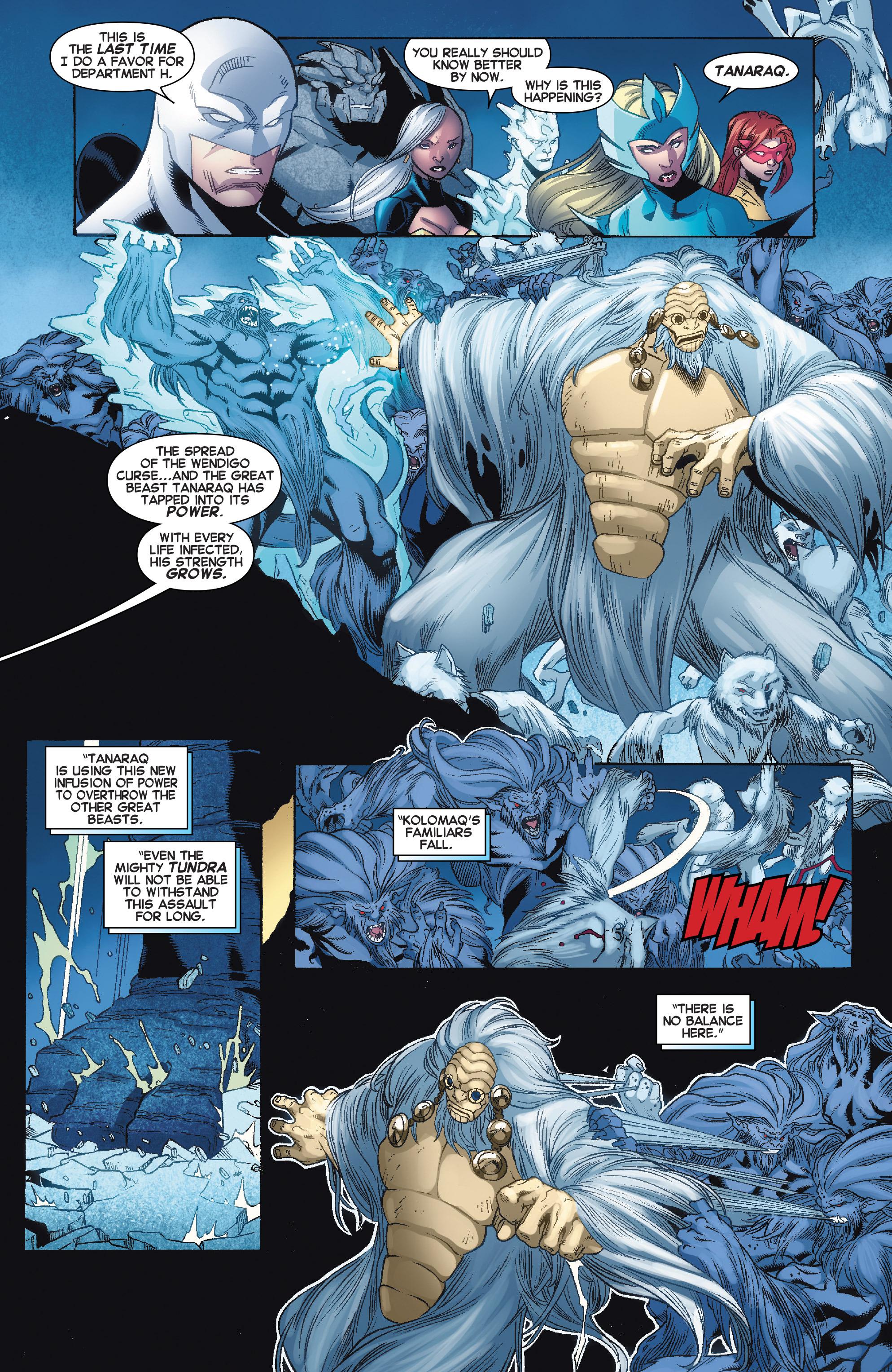 Read online Amazing X-Men (2014) comic -  Issue #11 - 9