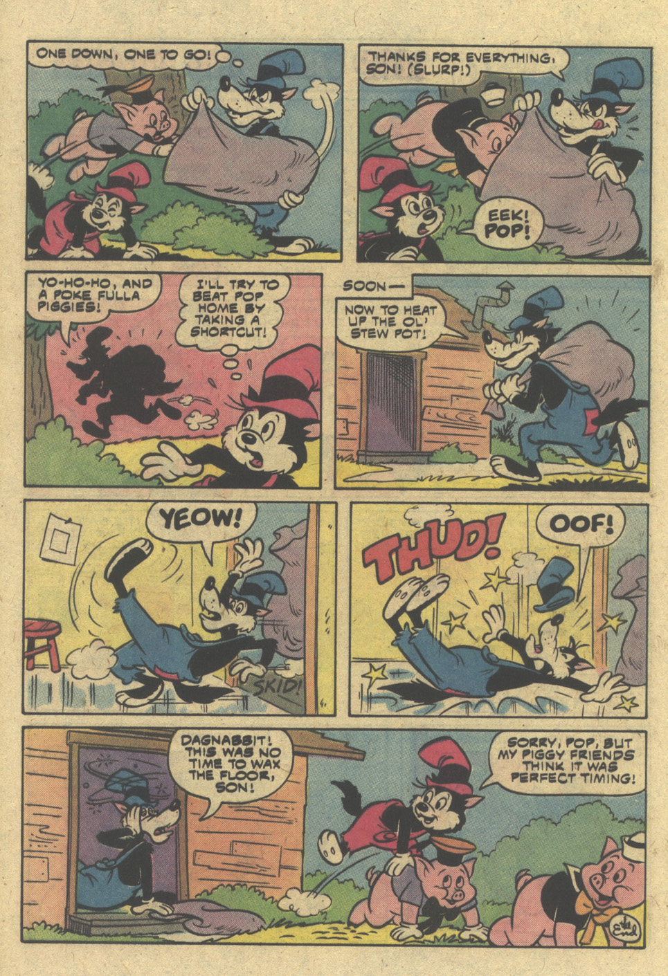 Walt Disney's Comics and Stories issue 450 - Page 16