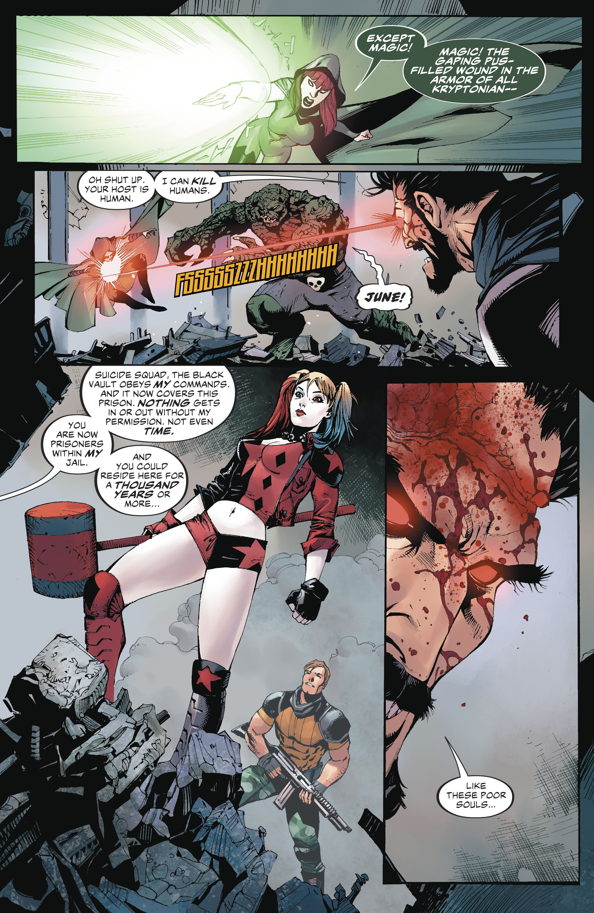 Read online Suicide Squad (2016) comic -  Issue #18 - 15