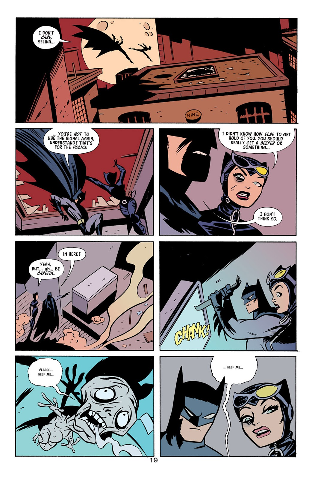 Catwoman (2002) Issue #4 #4 - English 20