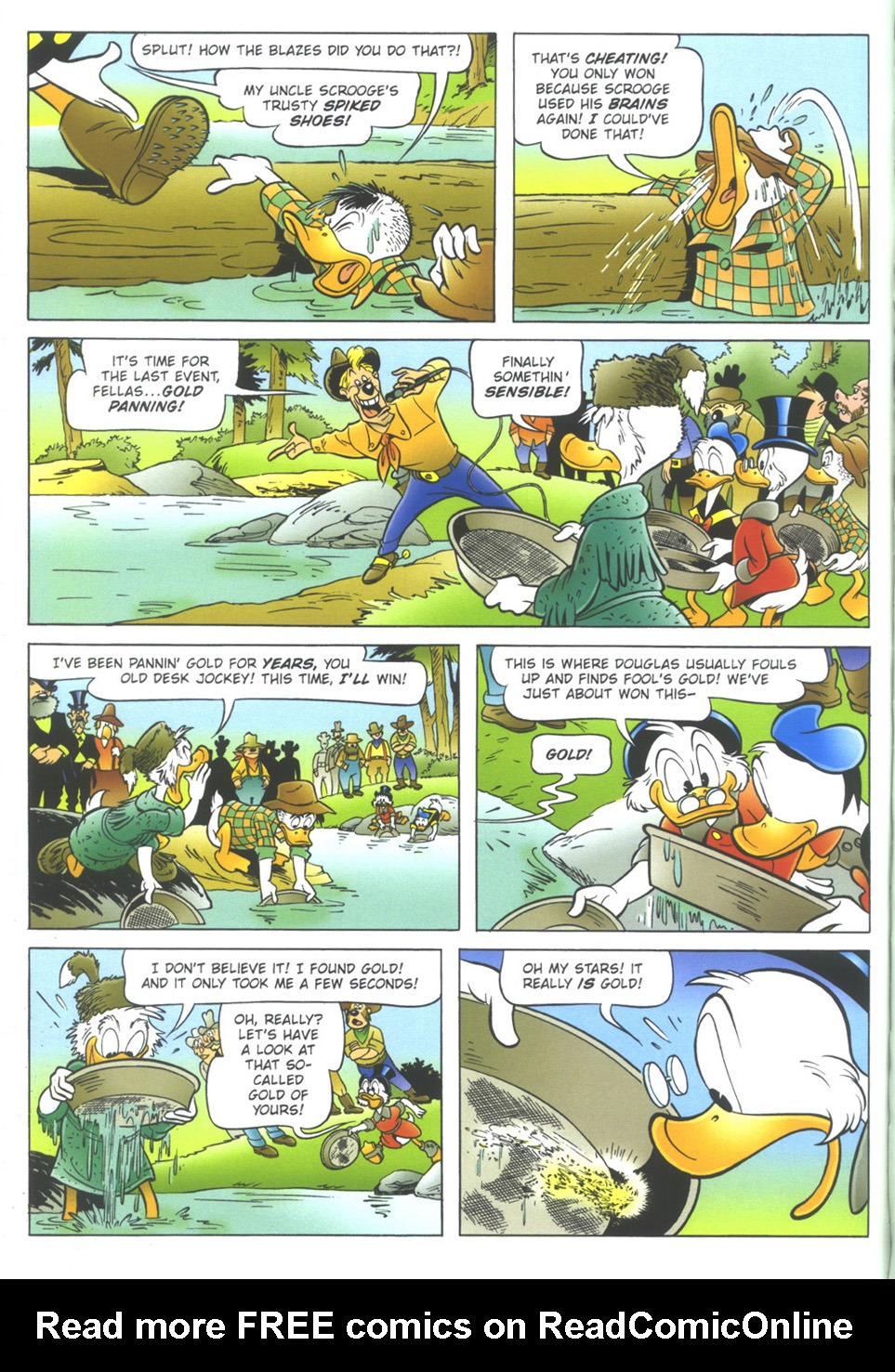 Read online Uncle Scrooge (1953) comic -  Issue #349 - 64